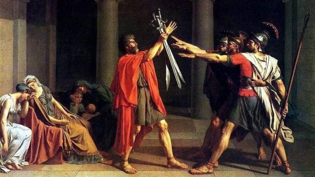 """Цари и императоры """"Древнего Рима"""""""