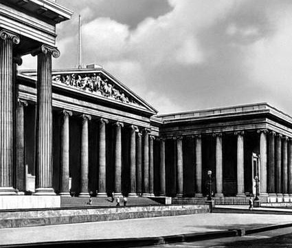 Британский музей. The British Museum