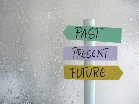 The Past, The Present and The Future…