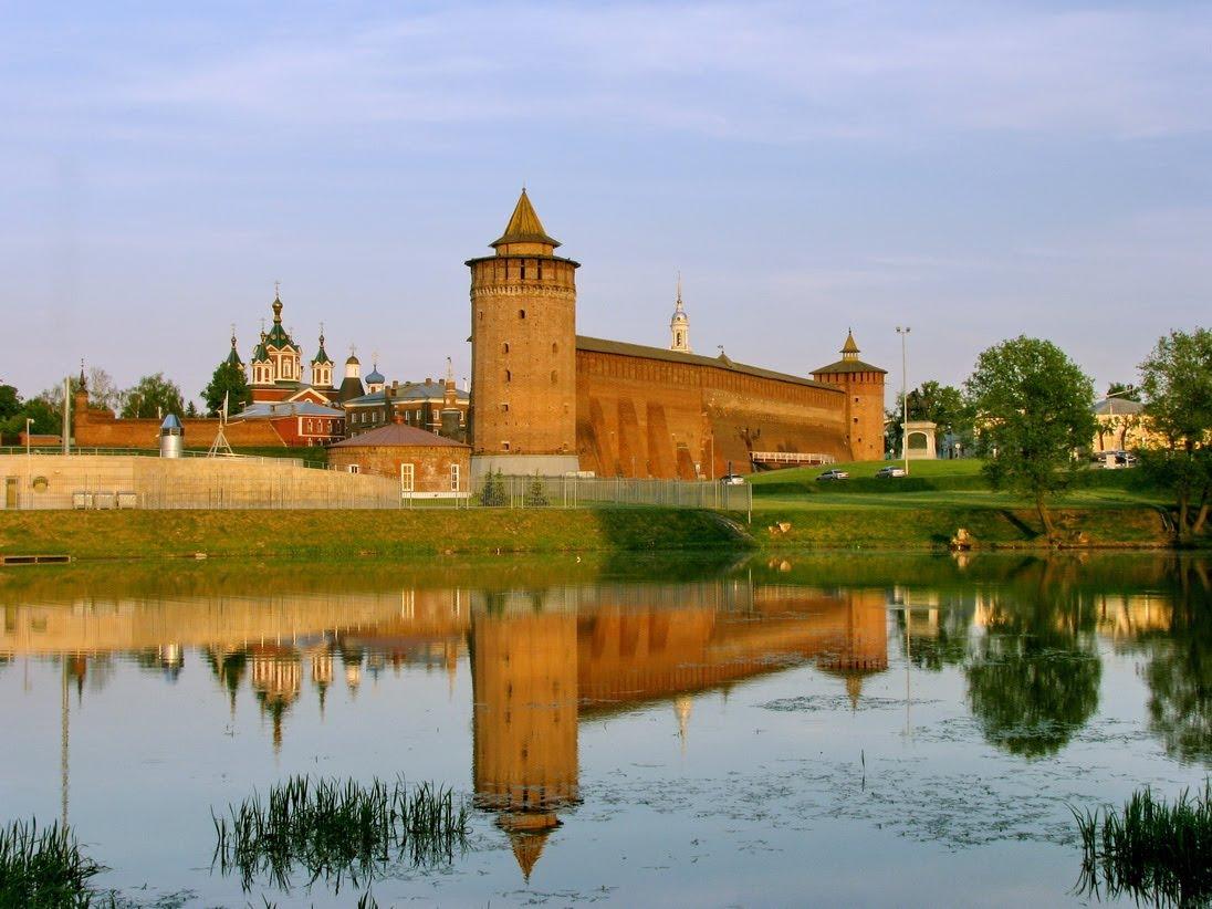 Древний колокол коломенского Кремля